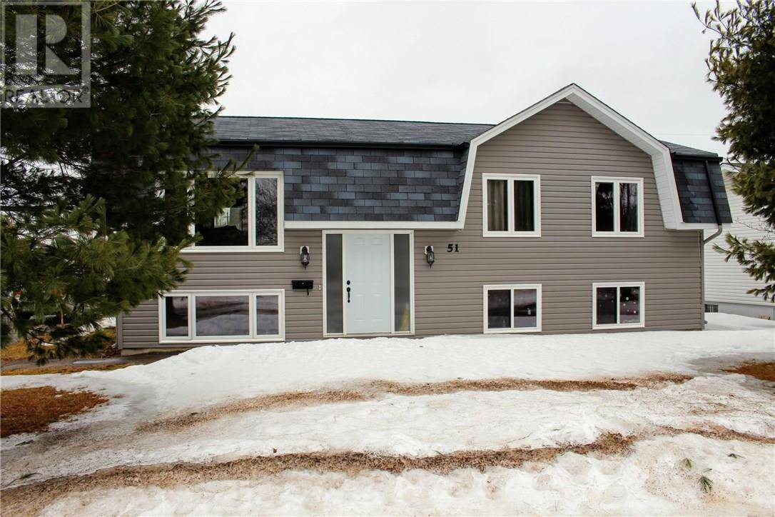 House for sale at 51 Barrieau Rd Moncton New Brunswick - MLS: M127846