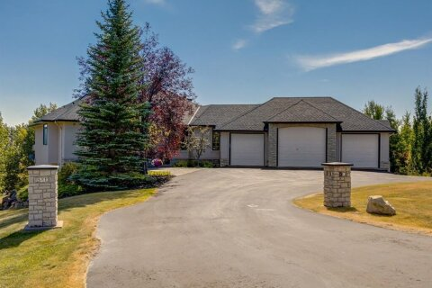House for sale at 51 Bearspaw Summit Pl Rural Rocky View County Alberta - MLS: A1026326