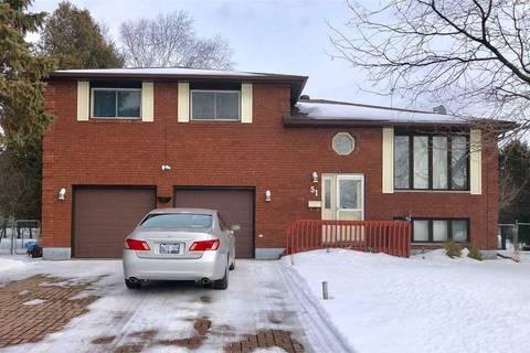 House for sale at 51 Beck Blvd Penetanguishene Ontario - MLS: S4698832