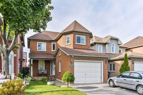 House for sale at 51 Blue Spruce St Brampton Ontario - MLS: W4605081