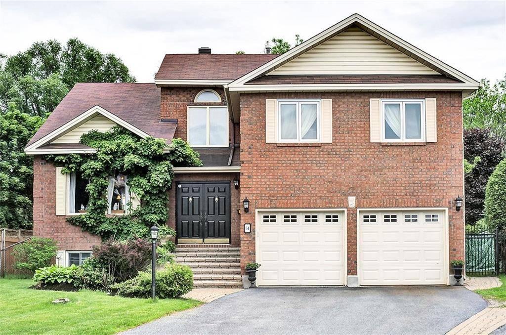 House for sale at 51 Bramblegrove Cres Ottawa Ontario - MLS: 1171434