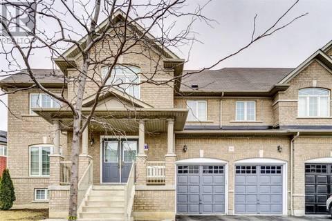 Townhouse for sale at 51 Burnstown Circ Brampton Ontario - MLS: W4407247