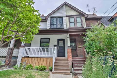 Townhouse for sale at 51 Cambridge Ave Toronto Ontario - MLS: E4887916
