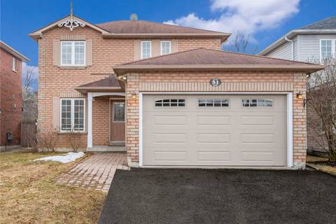 House for sale at 51 Canoe Ct Richmond Hill Ontario - MLS: N4727086