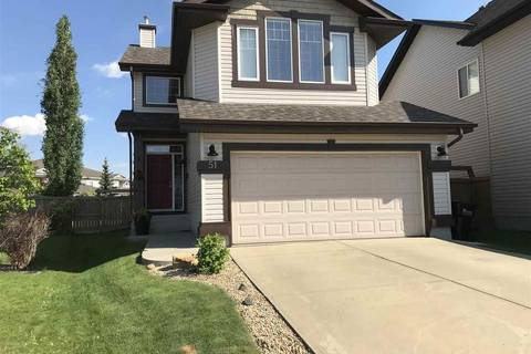 House for sale at 51 Carlyle Cres Sherwood Park Alberta - MLS: E4162006