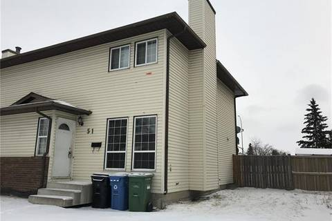 Townhouse for sale at 51 Castleglen Rd Northeast Calgary Alberta - MLS: C4290422