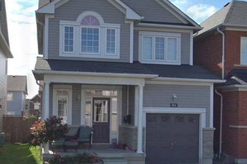 House for sale at 51 Chiswick Ave Whitby Ontario - MLS: E4492297