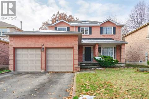 House for sale at 51 Cluett Dr Ajax Ontario - MLS: E4638986