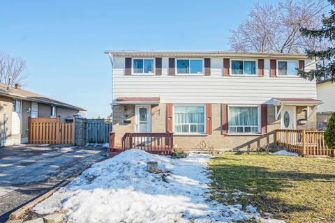 Townhouse for sale at 51 Crawford Dr Brampton Ontario - MLS: W4711038