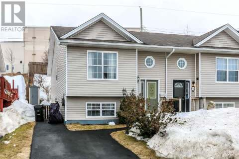 House for sale at 51 Edison Pl St. John's Newfoundland - MLS: 1214339