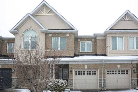 Townhouse for sale at 51 Elihof Dr Vaughan Ontario - MLS: N4703244