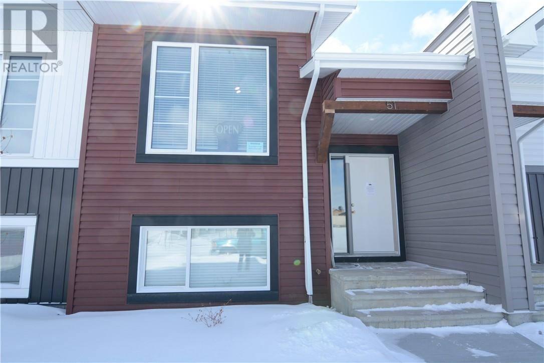 Townhouse for sale at 51 Ellington Cres Red Deer Alberta - MLS: ca0191572