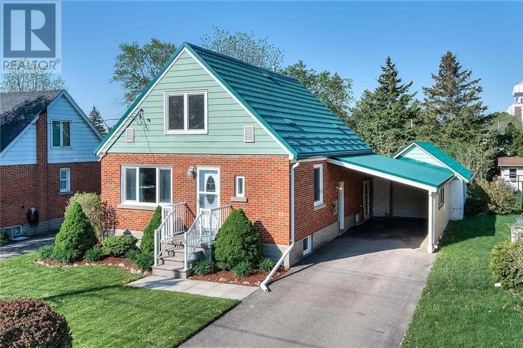 House for sale at 51 Ellis Cres North Waterloo Ontario - MLS: 30809168