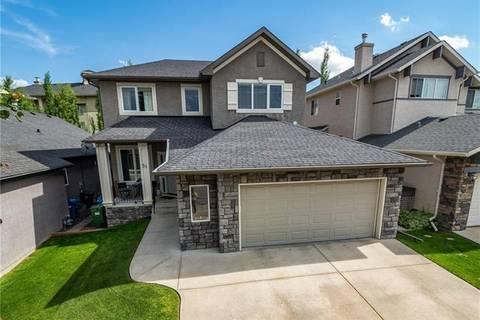 House for sale at 51 Evercreek Bluffs Rd Southwest Calgary Alberta - MLS: C4254847