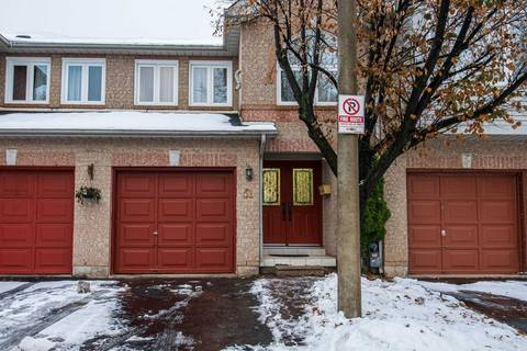 Townhouse for sale at 51 Gilgorm Rd Brampton Ontario - MLS: W4638611