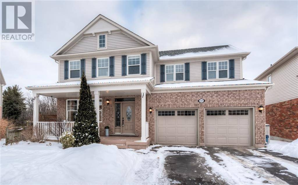 House for sale at 51 Glazebrook Cres Cambridge Ontario - MLS: 30790312