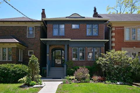 House for sale at 51 Glencairn Ave Toronto Ontario - MLS: C4458785