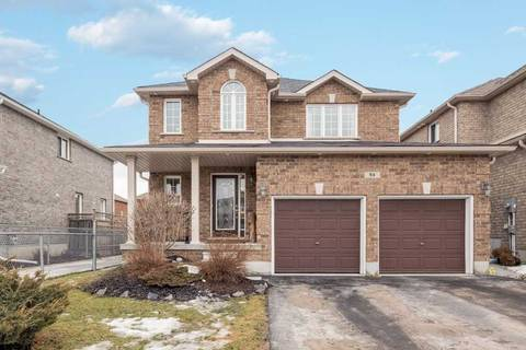 House for sale at 51 Graihawk Dr Barrie Ontario - MLS: S4385804
