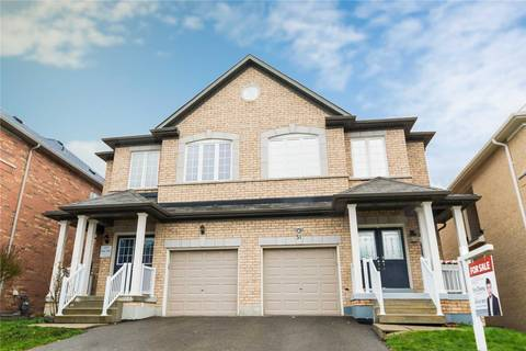 Townhouse for sale at 51 Hammersly Blvd Markham Ontario - MLS: N4446198