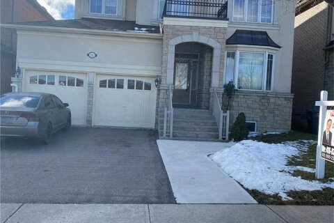 House for rent at 51 Hawkridge Tr Brampton Ontario - MLS: W4976534