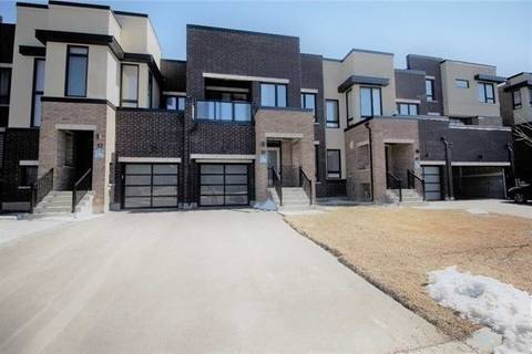 Townhouse for rent at 51 Helliwell Cres Richmond Hill Ontario - MLS: N4596836