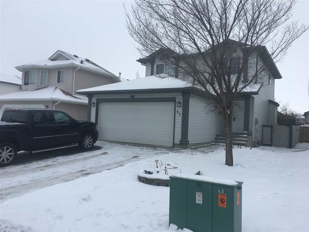 For Sale: 51 Langley Crescent, Spruce Grove, AB | 4 Bed, 4 Bath House for $399,800. See 16 photos!