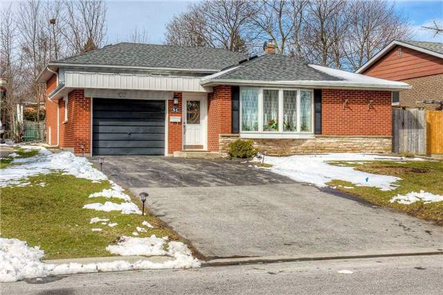 For Sale: 51 Laverock Avenue, Richmond Hill, ON   3 Bed, 2 Bath House for $1,098,000. See 1 photos!