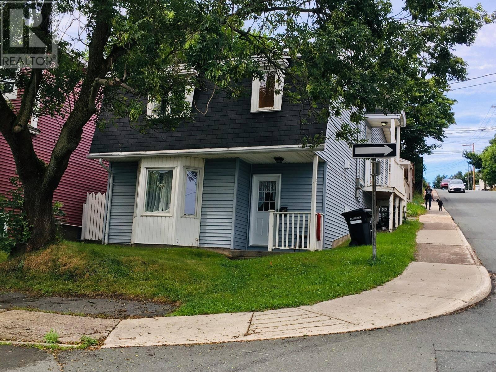 House for sale at 51 Leslie St St. John's Newfoundland - MLS: 1201200