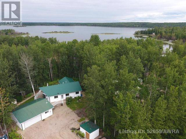 House for sale at 51 Lightning By Rural Barrhead County Alberta - MLS: 52059