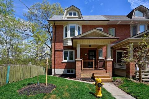 Townhouse for sale at 51 Mountview Ave Toronto Ontario - MLS: W4658427