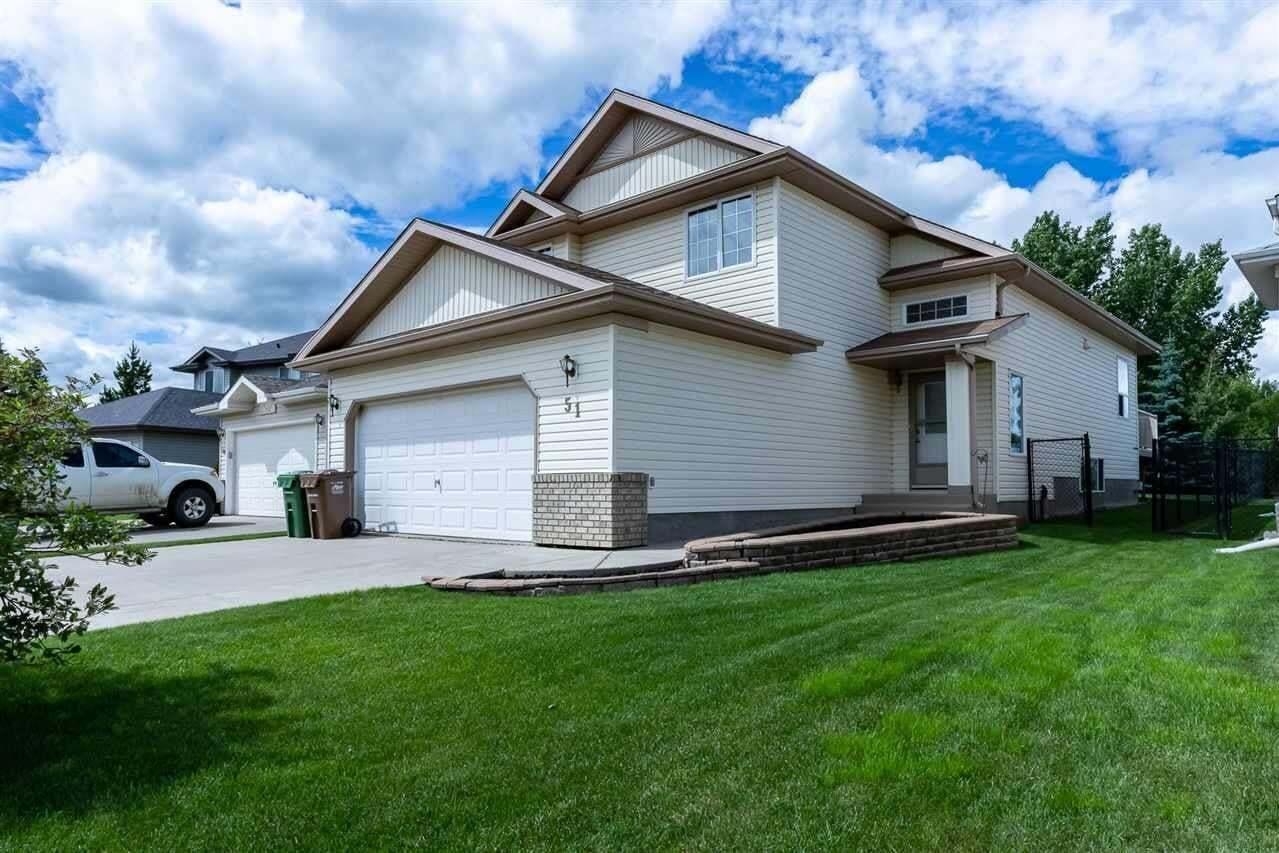 House for sale at 51 Newport Cres St. Albert Alberta - MLS: E4204708