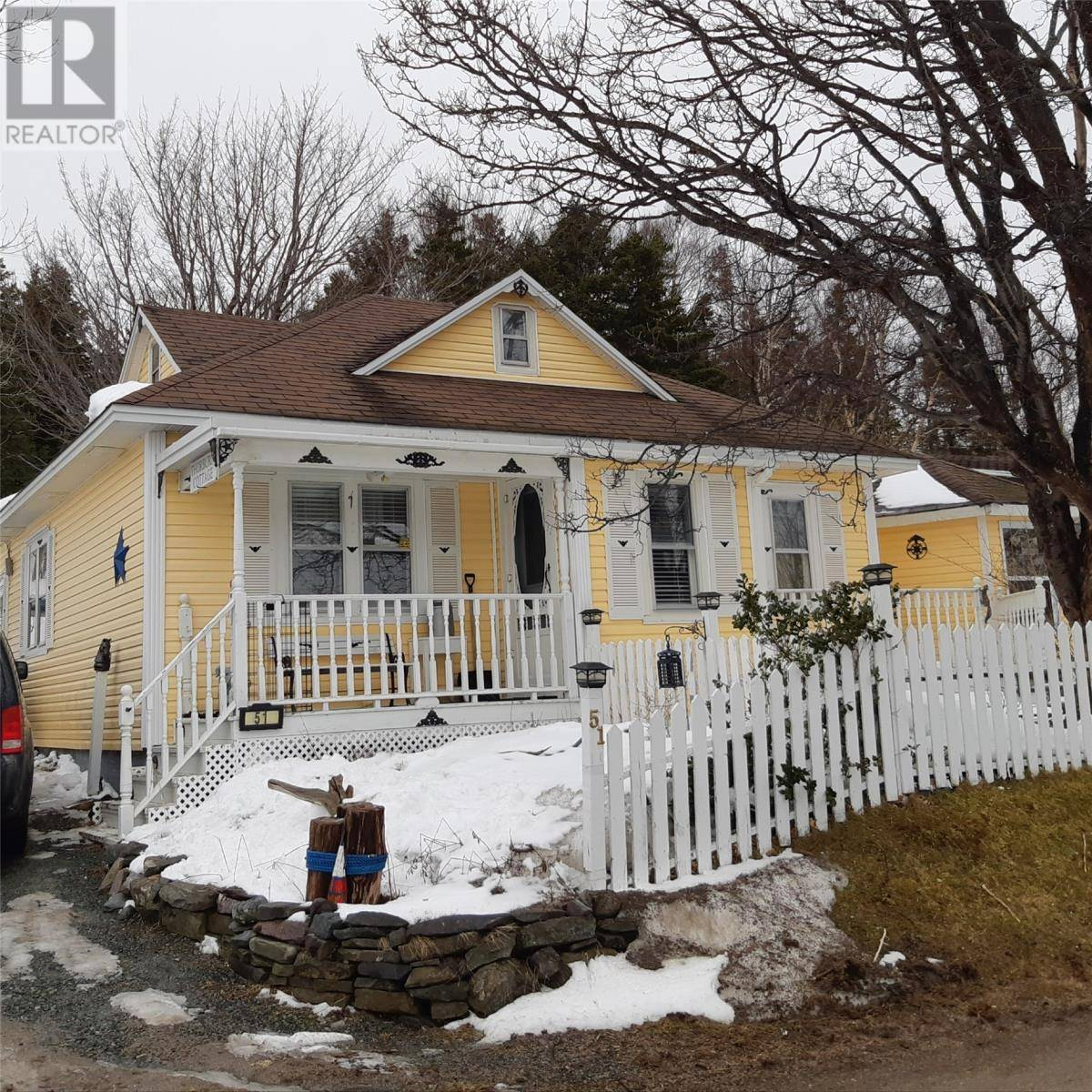 House for sale at 51 North Side Rd Holyrood Newfoundland - MLS: 1212189