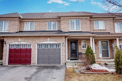 Townhouse for sale at 51 Oglevie Dr Whitby Ontario - MLS: E4425595