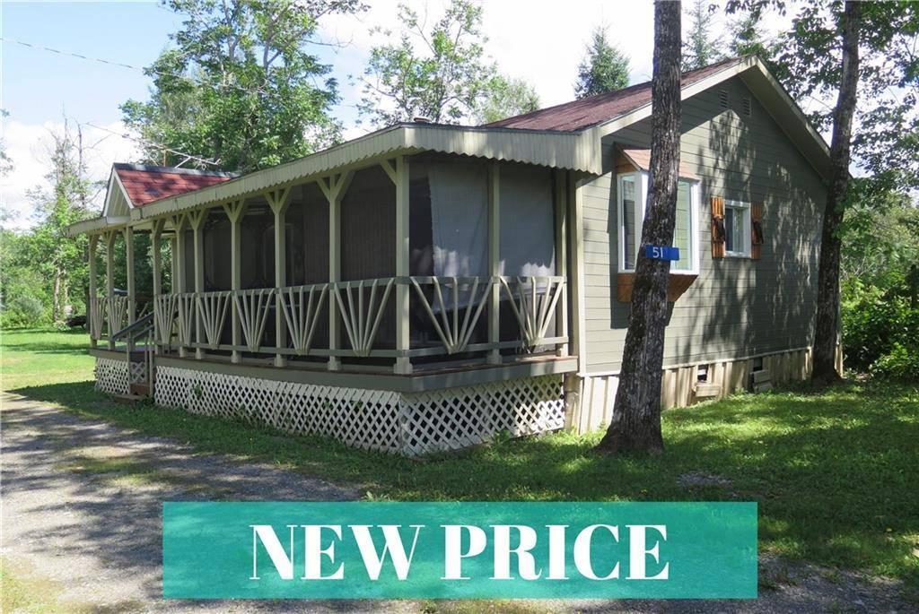 House for sale at 51 Ouellette St Dsl De Drummond/dsl Of Drummond New Brunswick - MLS: VB170472