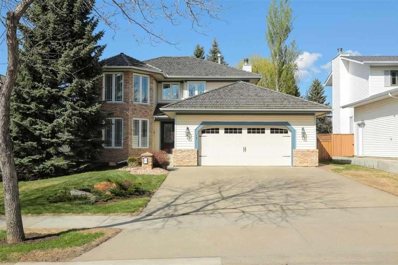 House for sale at 51 Parkwood Dr St. Albert Alberta - MLS: E4198289