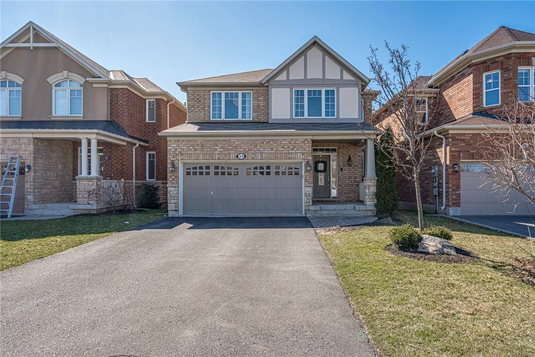 House for sale at 51 Peer Ct Ancaster Ontario - MLS: H4076049