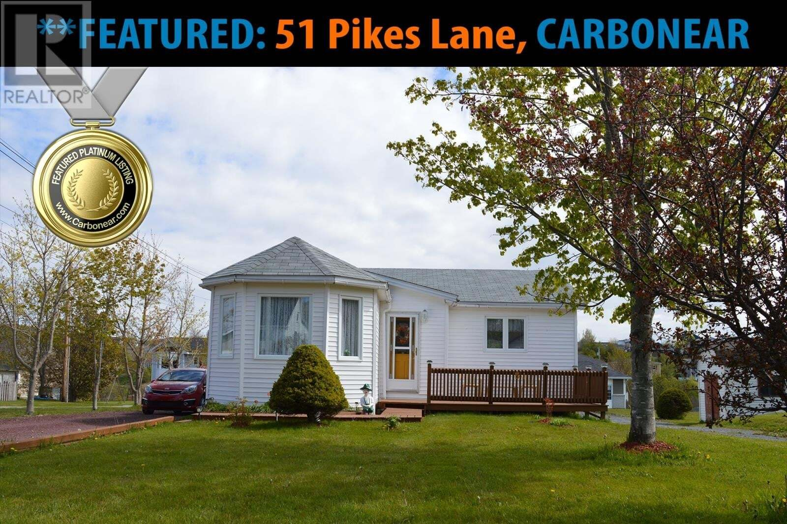 House for sale at 51 Pike's Ln Carbonear Newfoundland - MLS: 1208821