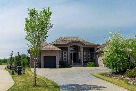 House for sale at 51 Pinnacle Ln Rural Sturgeon County Alberta - MLS: E4158837