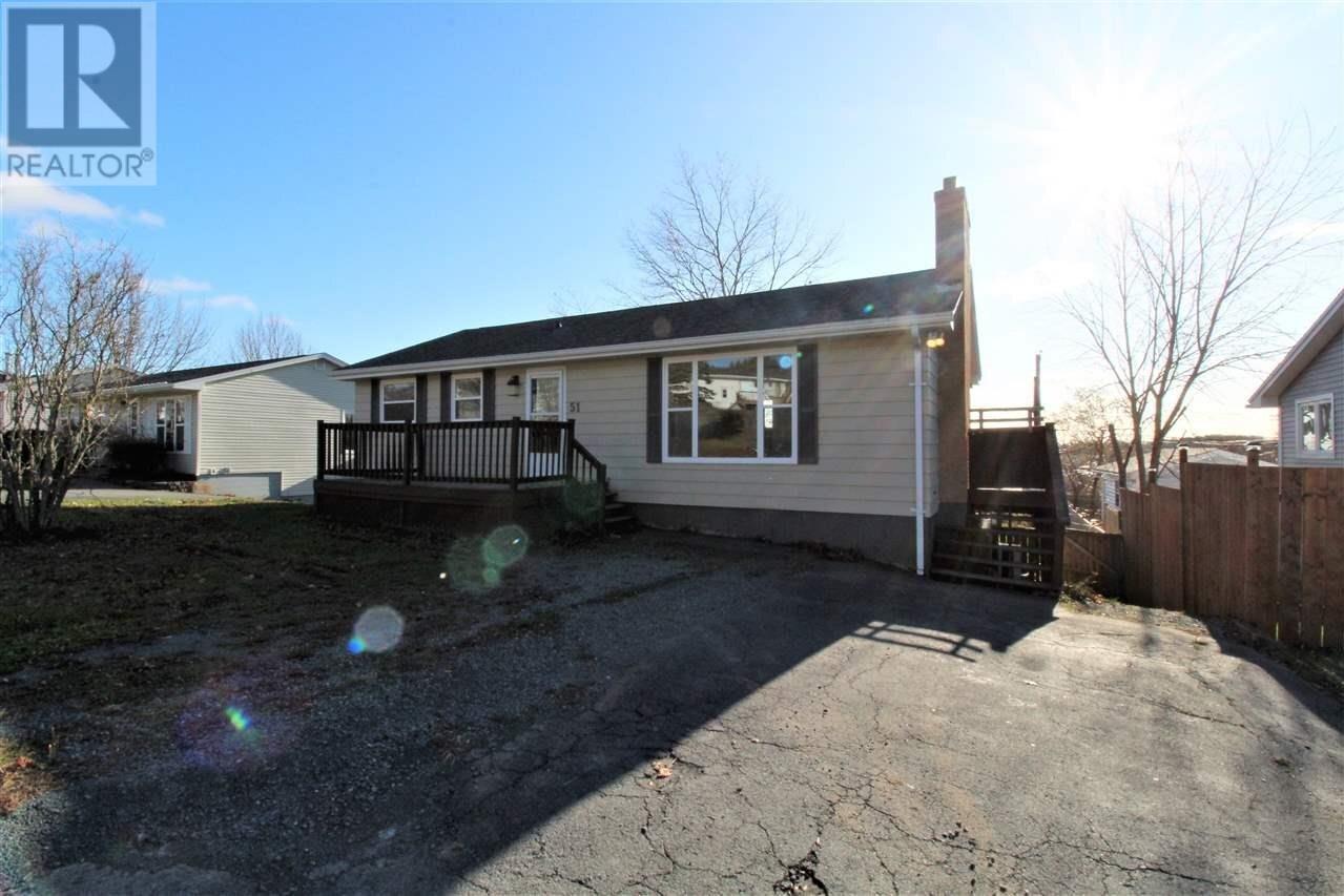 House for sale at 51 Polara Dr Lower Sackville Nova Scotia - MLS: 202023942