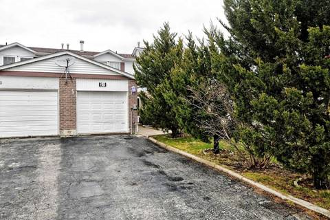 Townhouse for sale at 51 Radwell Cres Toronto Ontario - MLS: E4734424