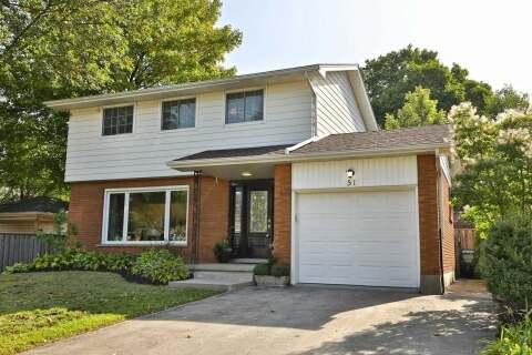 House for sale at 51 Rendell Blvd Hamilton Ontario - MLS: X4919022
