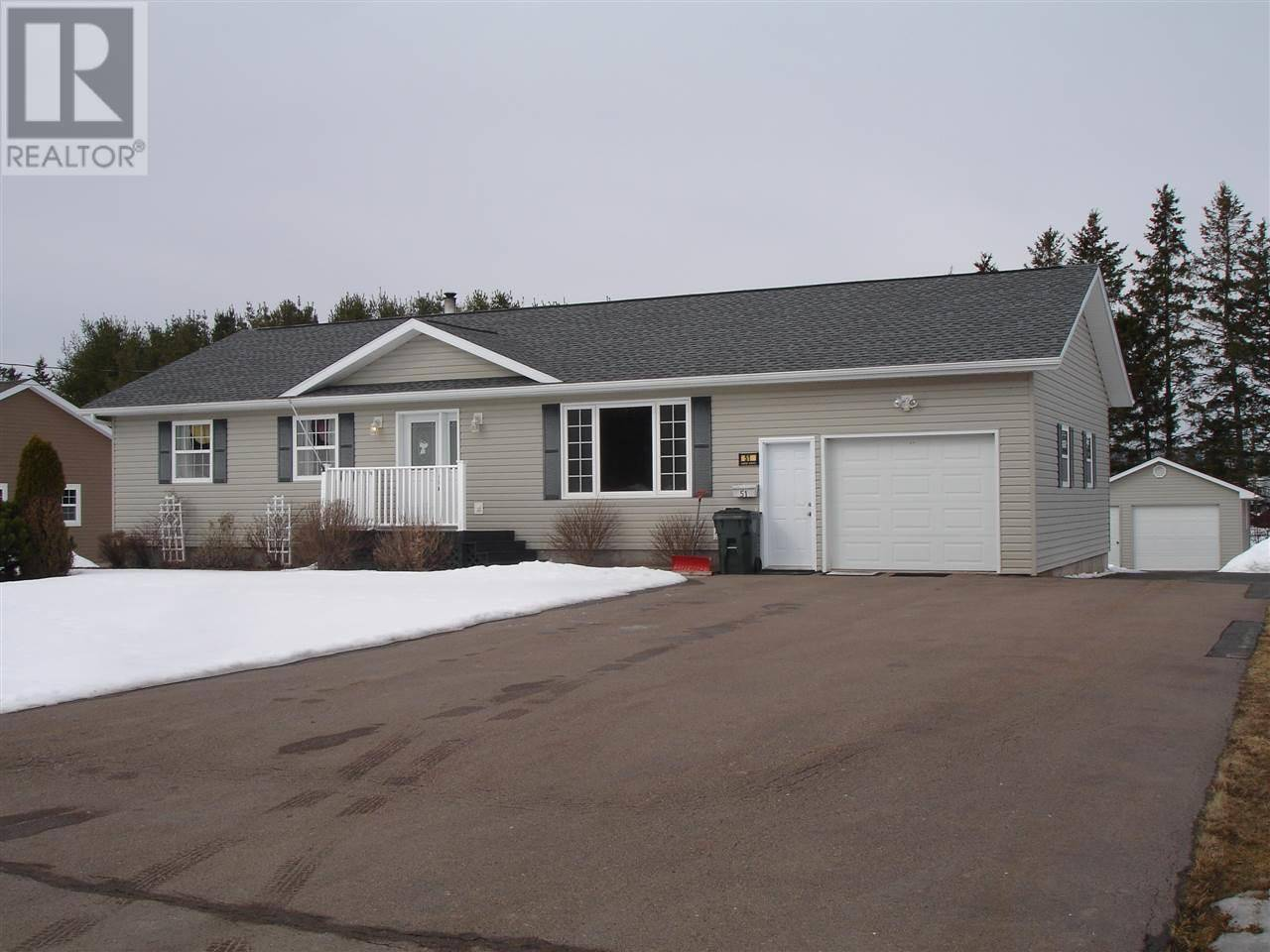 House for sale at 51 Retson Dr Bible Hill Nova Scotia - MLS: 202003335