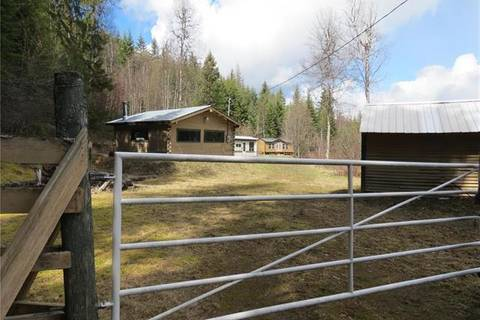 House for sale at 51 Ringle Rd Cherryville British Columbia - MLS: 10180501