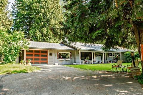 House for sale at 51 Rosoman Rd Enderby British Columbia - MLS: 10184979