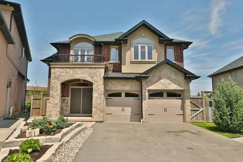 House for sale at 51 Sasha Ct Hamilton Ontario - MLS: X4602715