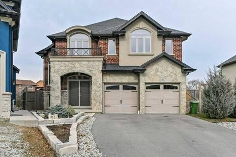 House for sale at 51 Sasha Ct Hamilton Ontario - MLS: X4707036