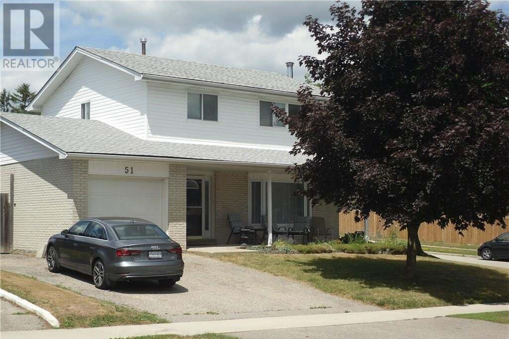 House for sale at 51 Scott Rd Cambridge Ontario - MLS: 30822184