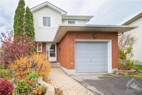 House for sale at 51 Silver Horse Cres Ottawa Ontario - MLS: 1214158