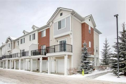 Townhouse for sale at 51 Silverado Wy Southwest Calgary Alberta - MLS: C4279407