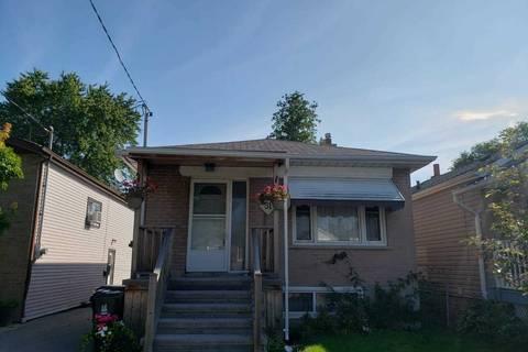 House for sale at 51 South Bonnington Ave Toronto Ontario - MLS: E4582157